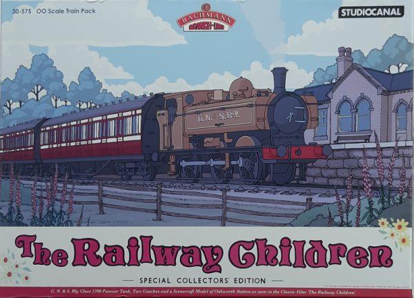 Railway Children Railway Set Bachmann